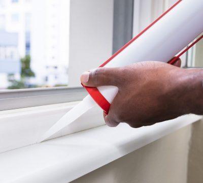 air sealing for renters