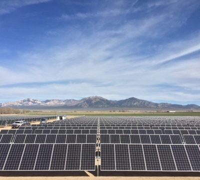 SunEdison's 3.8 Megawatt South Milford Solar Plant Comes Online (PRNewsFoto/SunEdison, Inc.)